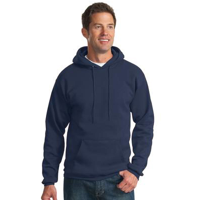 Adults's Pullover Hooded Sweatshirt