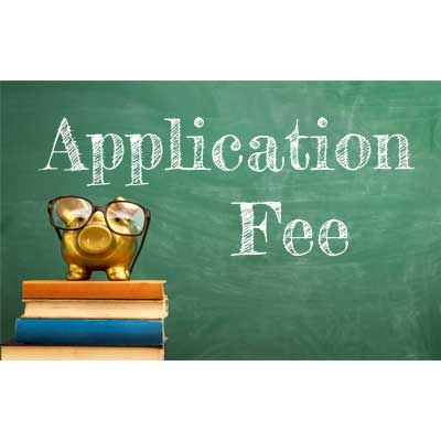 Application Fee