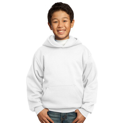 Children's Pullover Hooded Sweatshirt