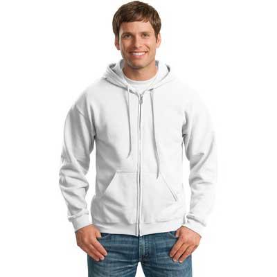 Adult's Zippered Sweatshirt