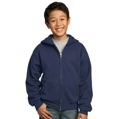 Children's Zippered Sweatshirt