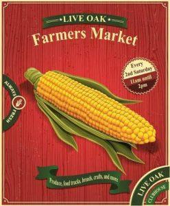 Farmer's Market Live Oak